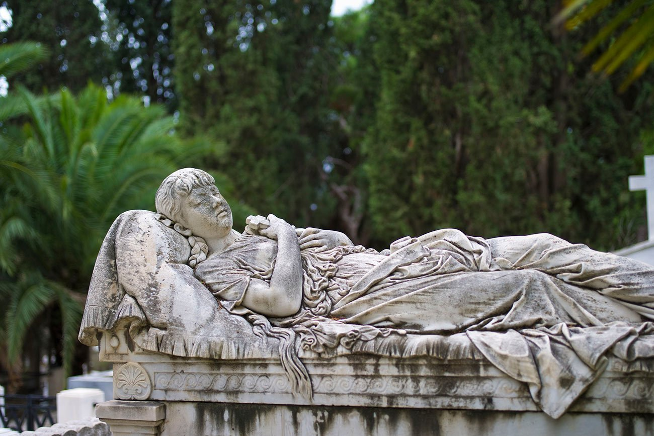 Athens, 1st Cemetery ©GNTO, Photo by H Kakarouhas.