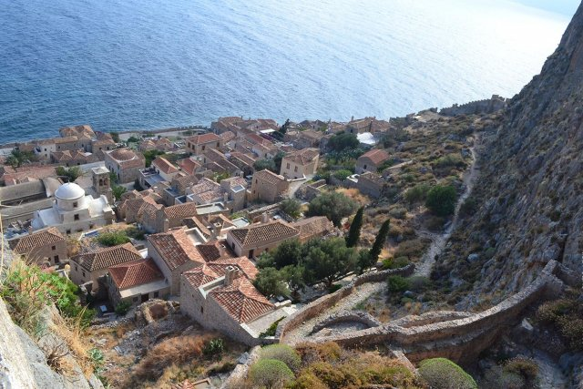 Monemvasia ©GNTO. Photo by EFili.