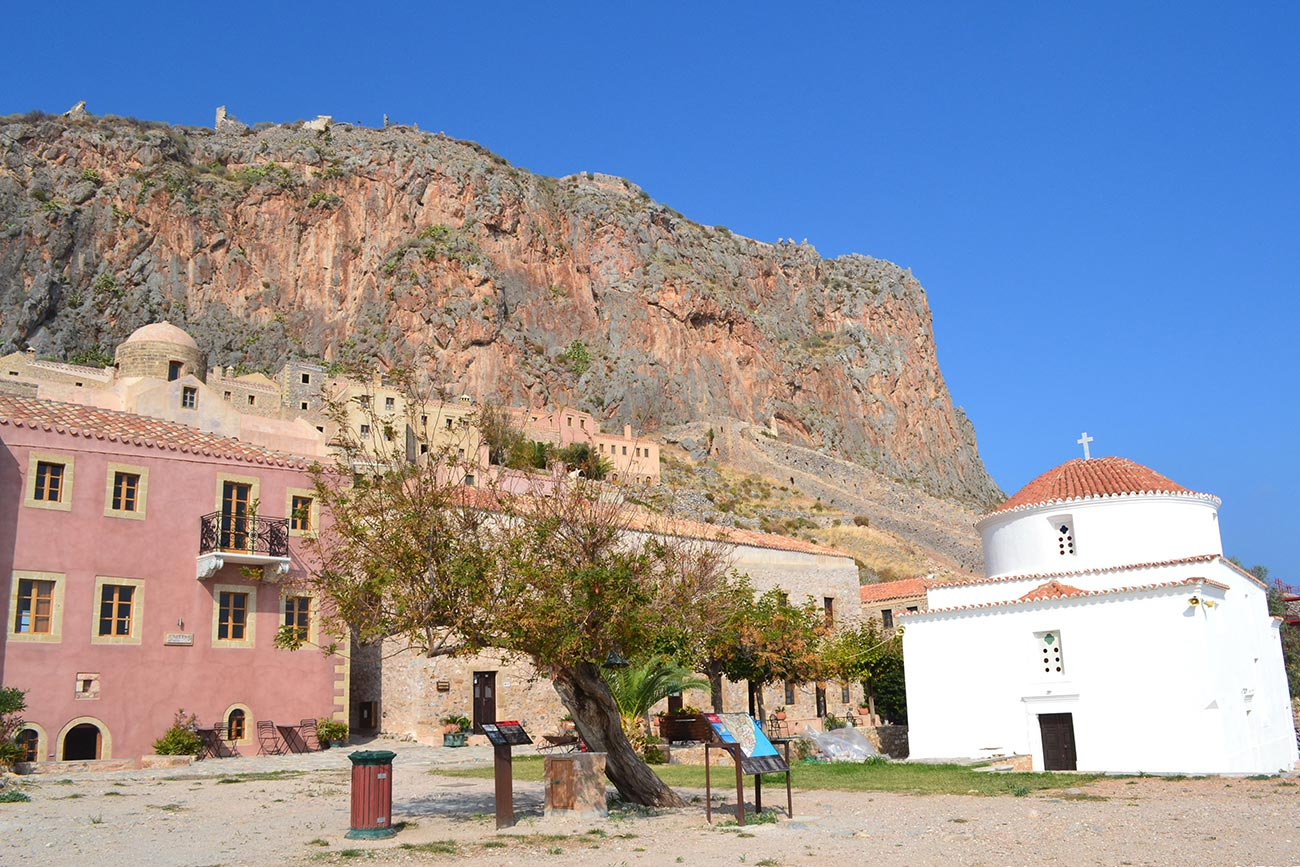 Monemvasia ©GNTO. Photo by EFili