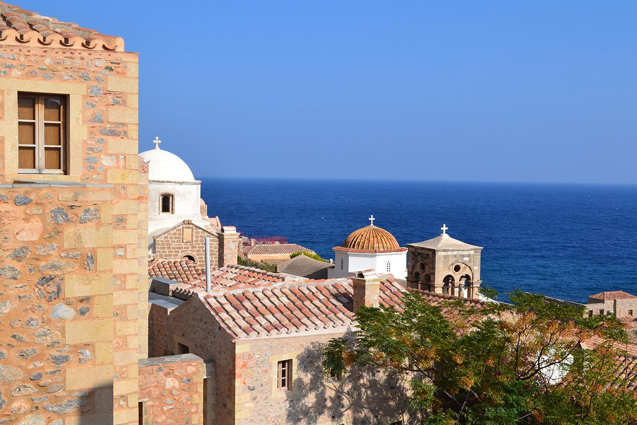 Monemvasia. ©GNTO. Photo by EFili