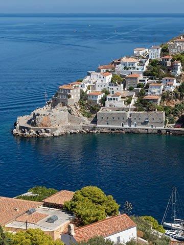 Saronic history sailing