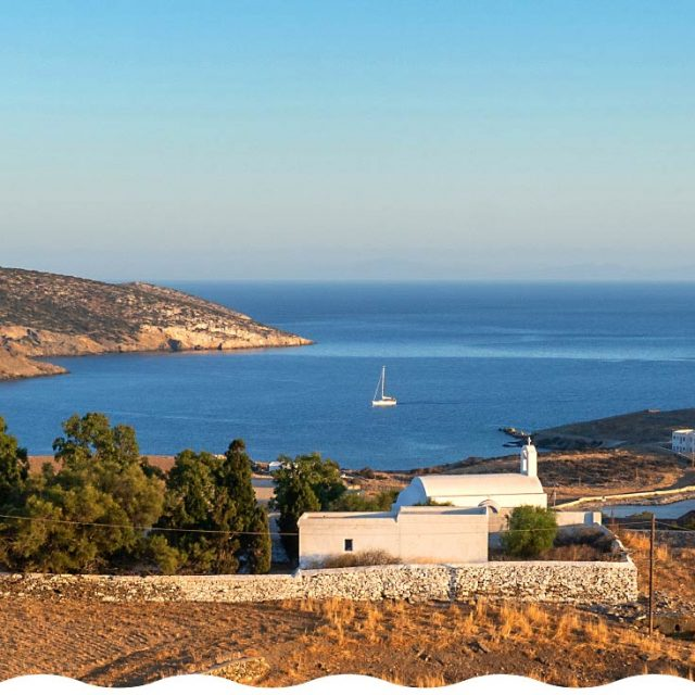 In the heart of Cycladic civilization hero s